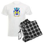Ackeroyd Men's Light Pajamas