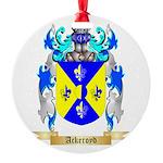 Ackeroyd Round Ornament