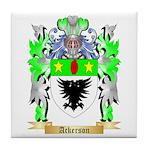 Ackerson Tile Coaster