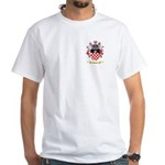 Ackery White T-Shirt