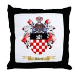 Ackery Throw Pillow