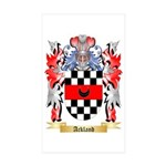 Ackland Sticker (Rectangle 50 pk)