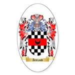 Ackland Sticker (Oval 10 pk)