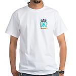 Acocks White T-Shirt
