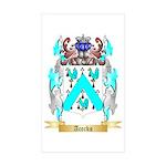 Acocks Sticker (Rectangle 50 pk)