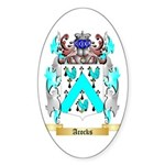 Acocks Sticker (Oval 10 pk)