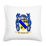 Acosta Square Canvas Pillow
