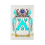 Acott Rectangle Magnet (100 pack)