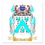 Acott Square Car Magnet 3