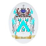 Acott Ornament (Oval)