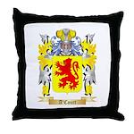 A'Court Throw Pillow