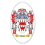 Acton Sticker (Oval 50 pk)