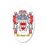 Acton 35x21 Oval Wall Decal