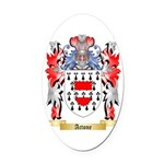 Actone Oval Car Magnet