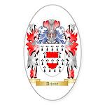 Actone Sticker (Oval 50 pk)