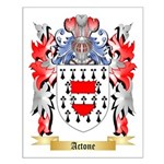 Actone Small Poster