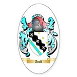 Acuff Sticker (Oval 10 pk)