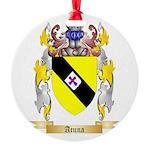 Acuna Round Ornament