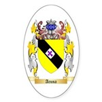 Acuna Sticker (Oval 10 pk)