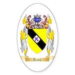 Acuna Sticker (Oval 50 pk)