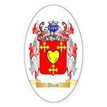 Adam Sticker (Oval 10 pk)