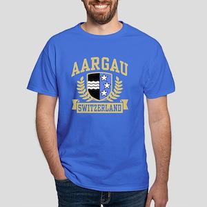 Aargau Switzerland Dark T-Shirt