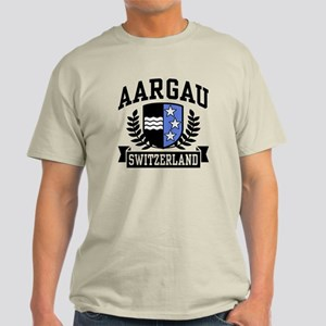 Aargau Switzerland Light T-Shirt
