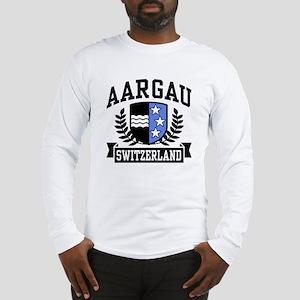 Aargau Switzerland Long Sleeve T-Shirt