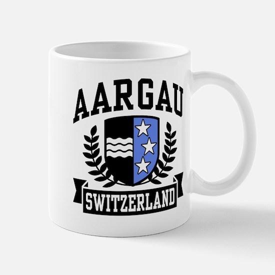Aargau Switzerland Mug