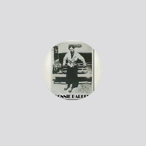 Bonnie Parker Mini Button