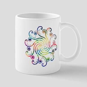 Cosmic Peace Love Mug