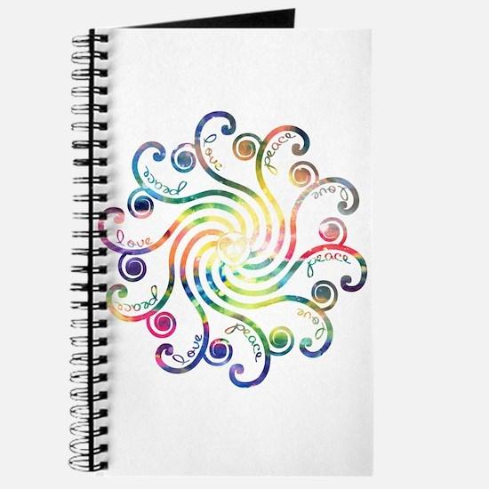 Cosmic Peace Love Journal