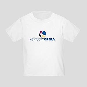 Kentucky Opera Logo Toddler T-Shirt