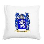 Adamczyk Square Canvas Pillow