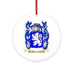 Adamczyk Ornament (Round)