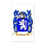 Adame 20x12 Wall Decal