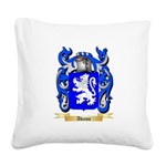 Adame Square Canvas Pillow