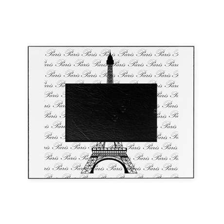paris background eiffel tower picture frame - Eiffel Tower Picture Frame