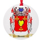 Adames Round Ornament