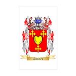 Adames Sticker (Rectangle 50 pk)
