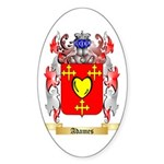 Adames Sticker (Oval 10 pk)