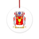 Adames Ornament (Round)