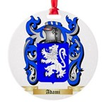 Adami Round Ornament