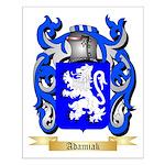 Adamiak Small Poster
