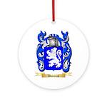 Adamiak Ornament (Round)