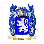 Adamiec Square Car Magnet 3