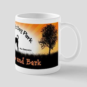 Live Free and Bark Mug