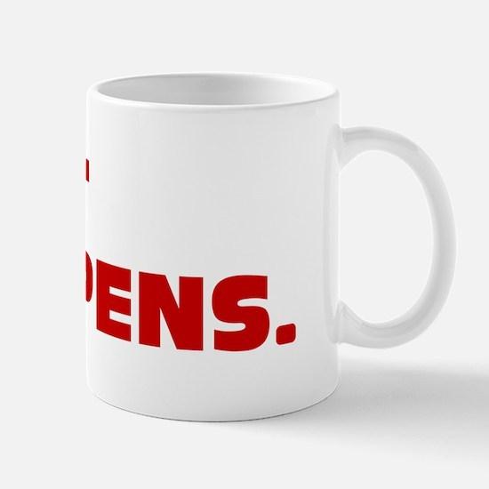 Mitt Happens Mug
