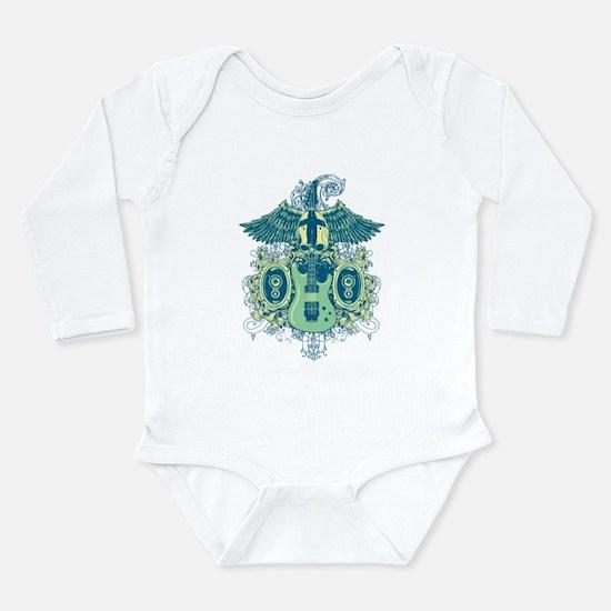Cute Alternative music Baby Suit