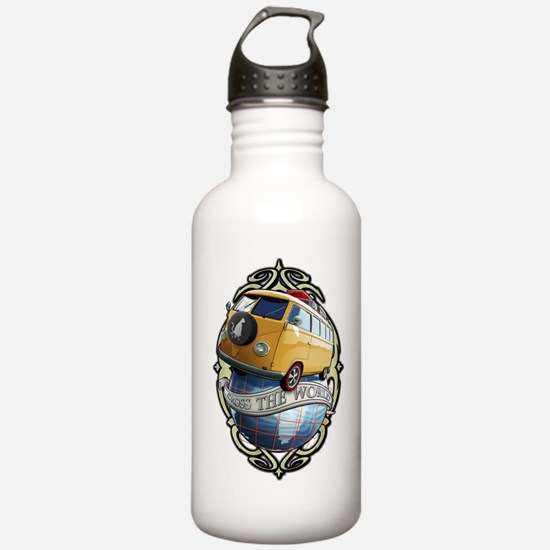 Cross the World 1 Water Bottle